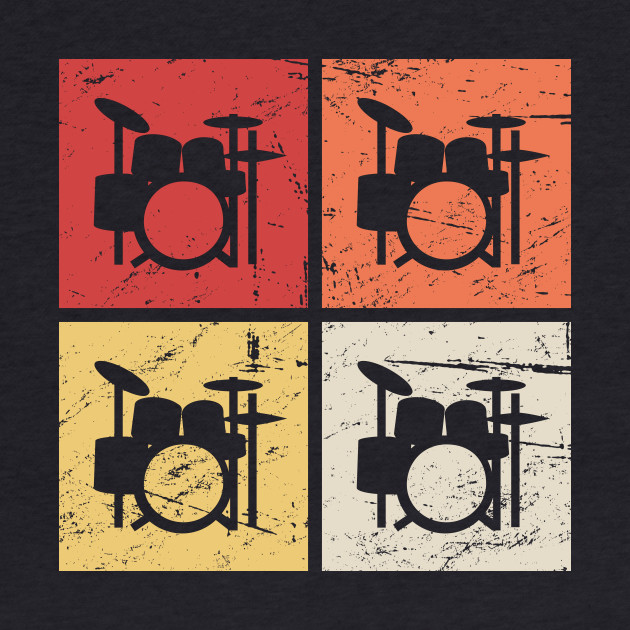 Retro Vintage Drum Kits | Percussion
