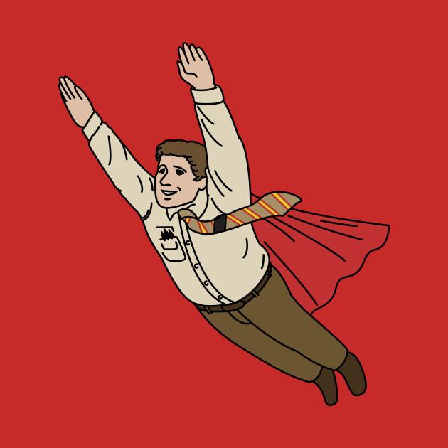 Bob Newby Superhero