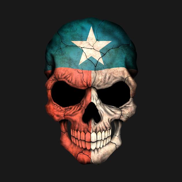 texas flag skull texas t shirt teepublic