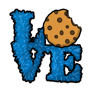 Love cookies t-shirts