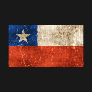 flag of chile t shirts teepublic