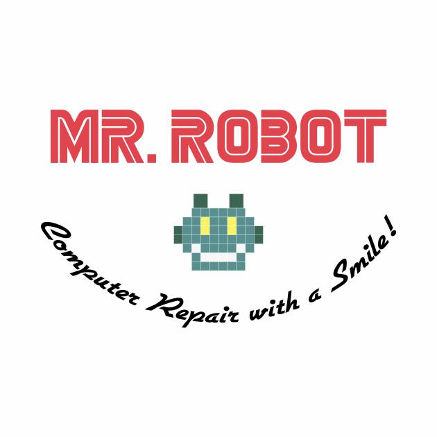 MR. ROBOT - Computer Repair