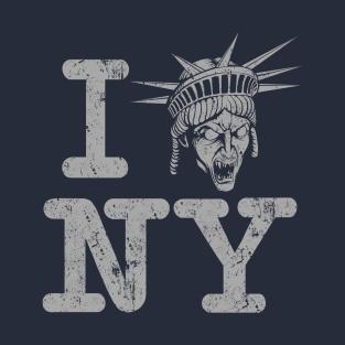 The Angels love NY t-shirts
