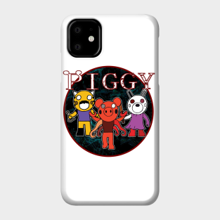 Roblox Piggy Phone Cases Iphone And Android Teepublic