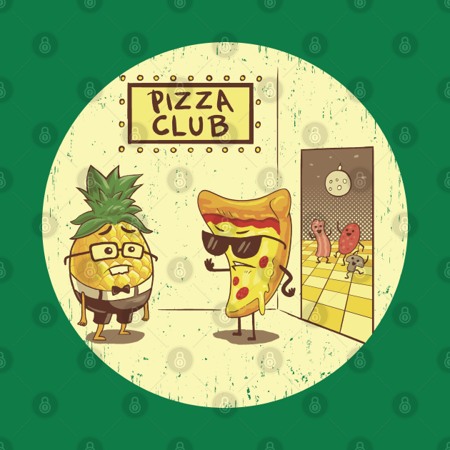 Pizza Club!