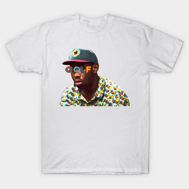 7489626c6600 Tyler the Creator GOLF - Tyler The Creator - T-Shirt