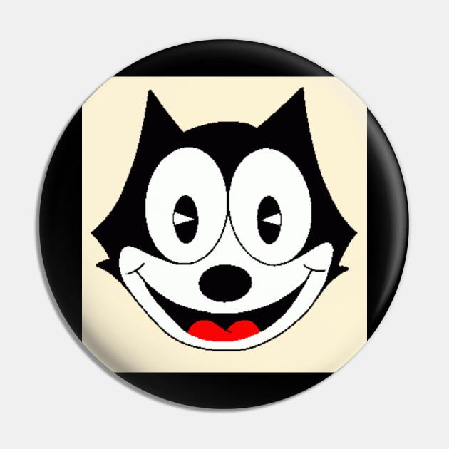 Felix The Cat Anime Art Cartoons Manga Humor Horror B Pin