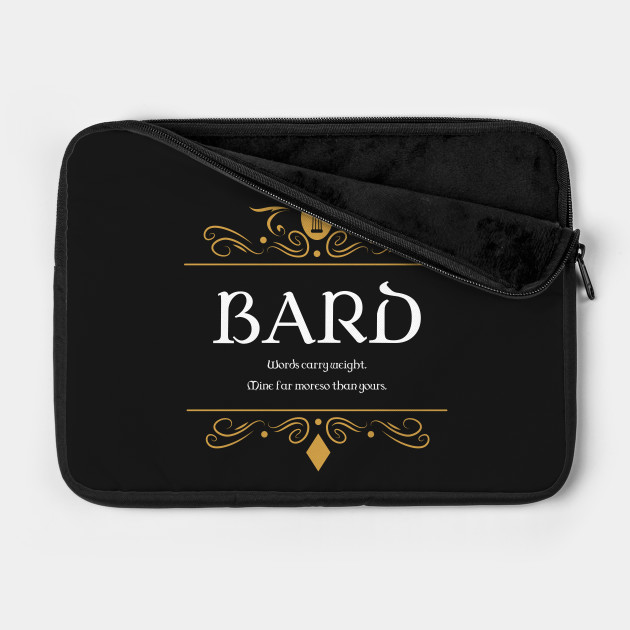Bard Bards Buff Tabletop RPG Addict