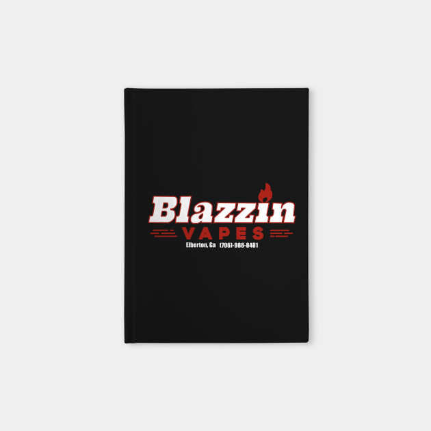 Blazzin Vapes (White and Red)