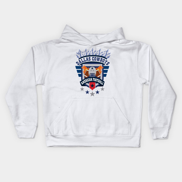 kids cowboys sweatshirt