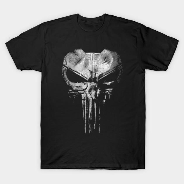 cbec62a717918 Punisher - Netflix Vest logo