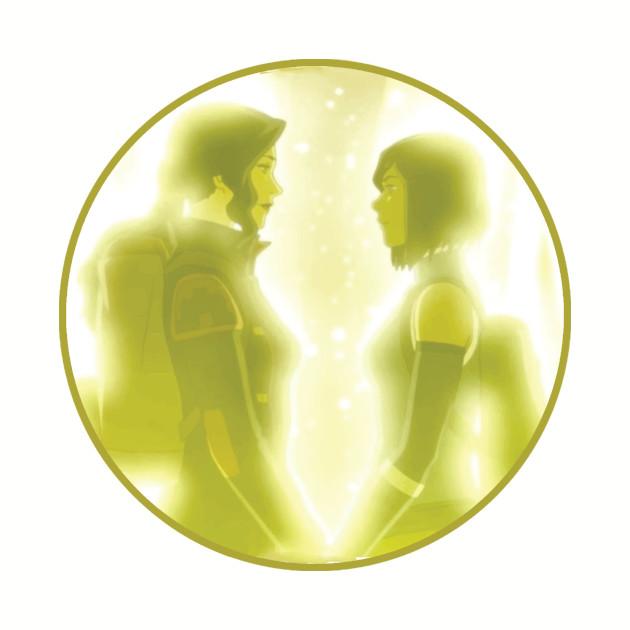The Legend of Korra - Korra and Asami