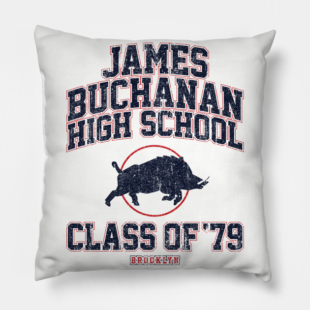 James Buchanan High Class of 79 (Variant)
