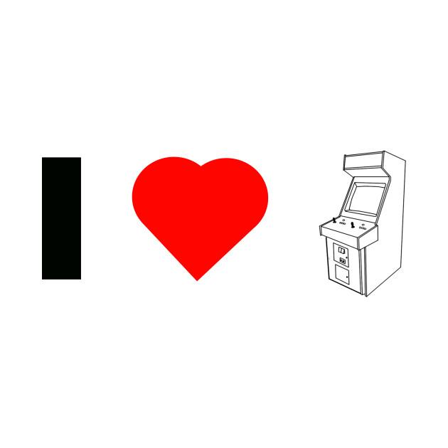 I 'Heart' Arcades