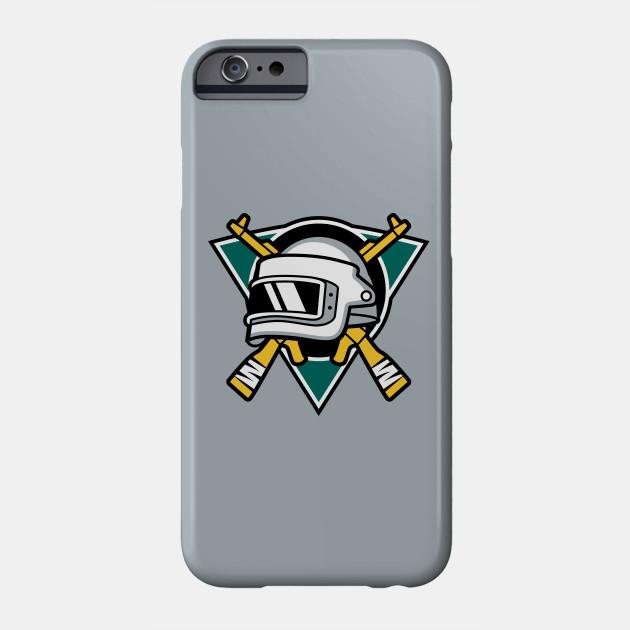 Pubg Mighty Rocks Pubg Logo Phone Case Teepublic