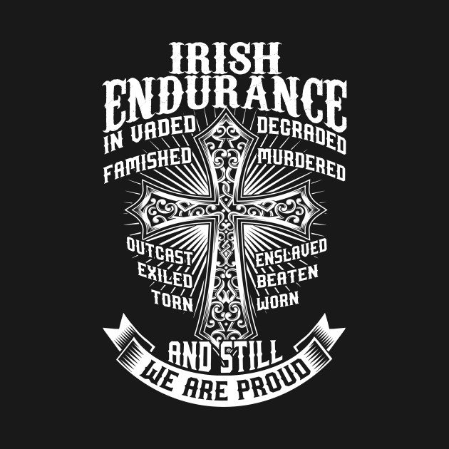 patrick day, Irish Endurance