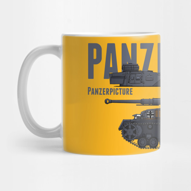 Panzer IV Ausf.F2 and F1 T-Shirt