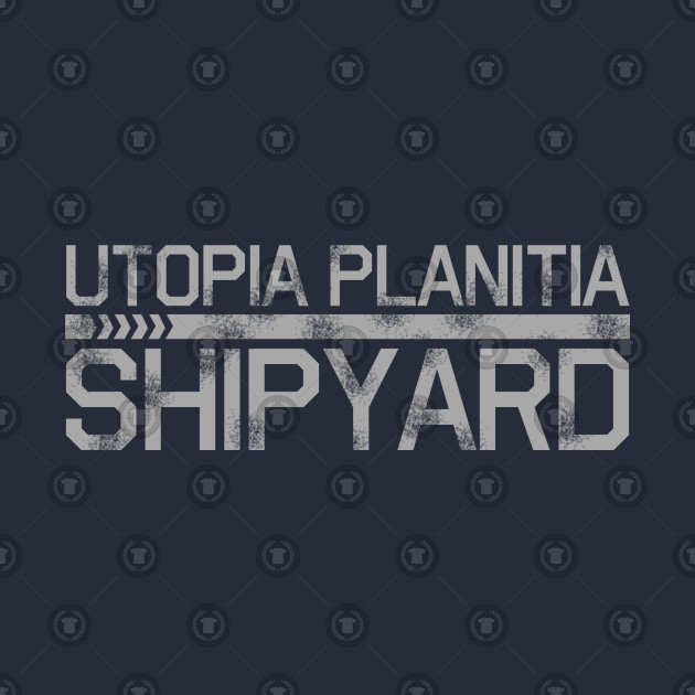Utopia Planitia Shipyards