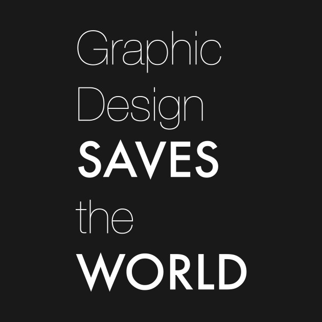 Graphic Design Tee