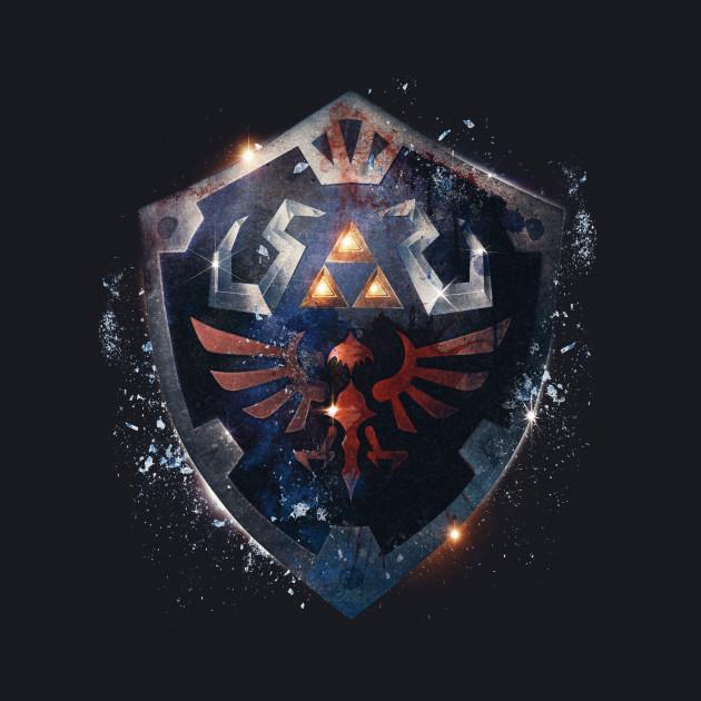Epic Hylian Shield
