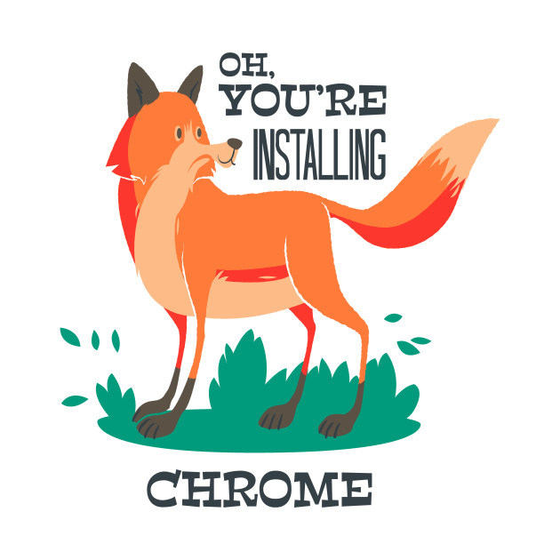 chrome the Fox