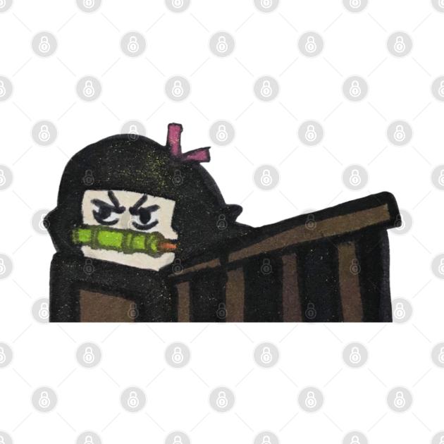 Angry Nezuko Kamado