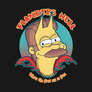 Ned Flanders T Shirts Teepublic
