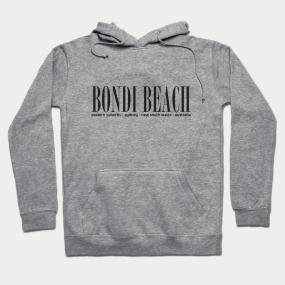 b7bc864eb0 Bondi Beach Hoodies | TeePublic