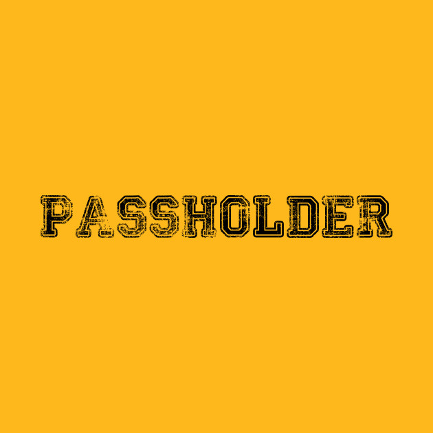 Passholder