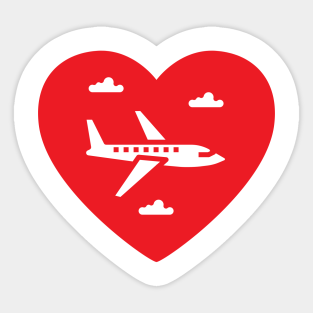 Aviation Gifts Stickers | TeePublic UK