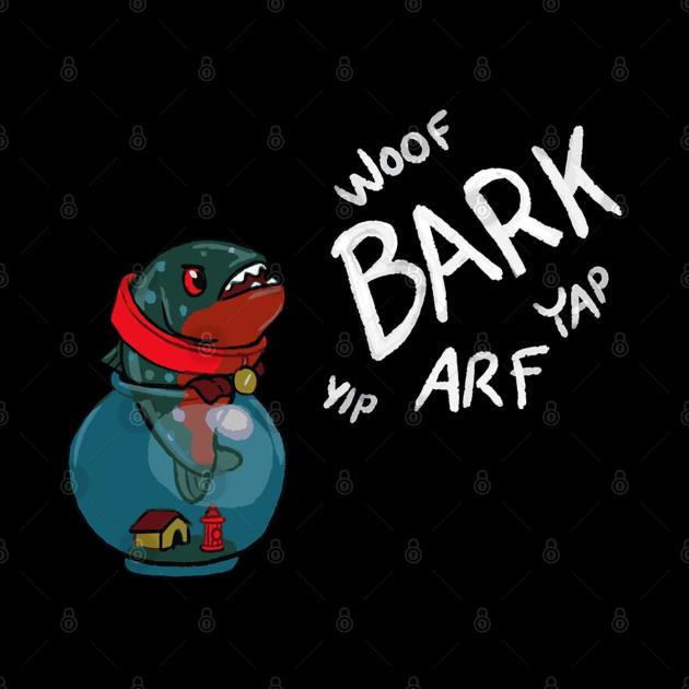 Woof Bark