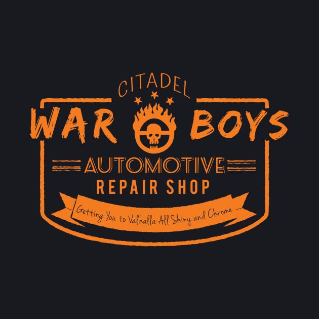 War Boys Auto Repair