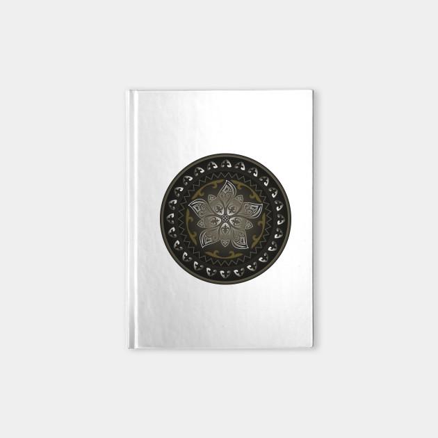 Ornamental Shield of Warrior
