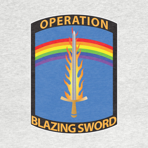 Operation Blazing Sword