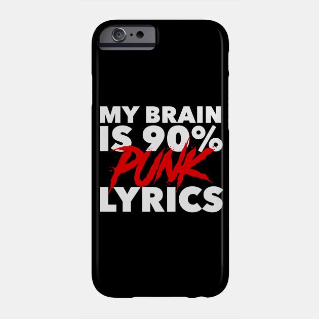 My Brain Is 90% Punk Lyrics