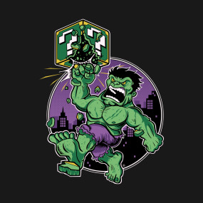 SUPER SMASH GREEN