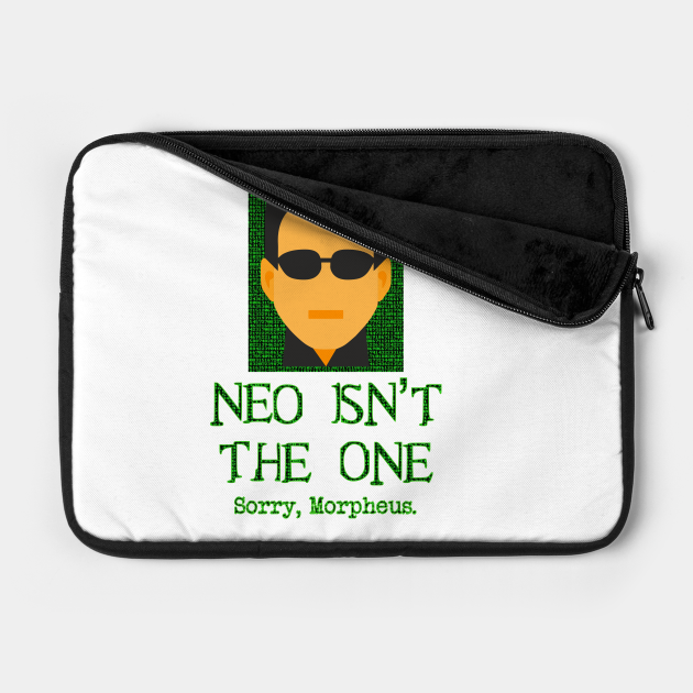 "Neo isn't ""THE ONE"" - Funny Matrix"