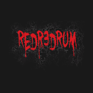 RedR3dRum Blood Tee
