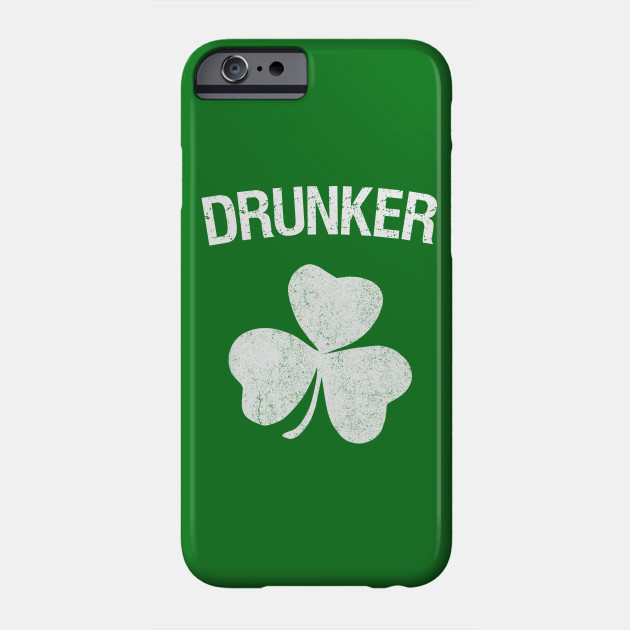 Drunker St. Patrick's Day Group Phone Case