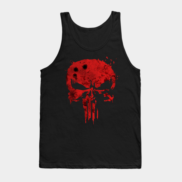 The Punisher - Bloody Skull - Netflix Version