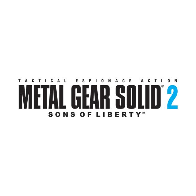 Metal Gear Solid 2 Logo