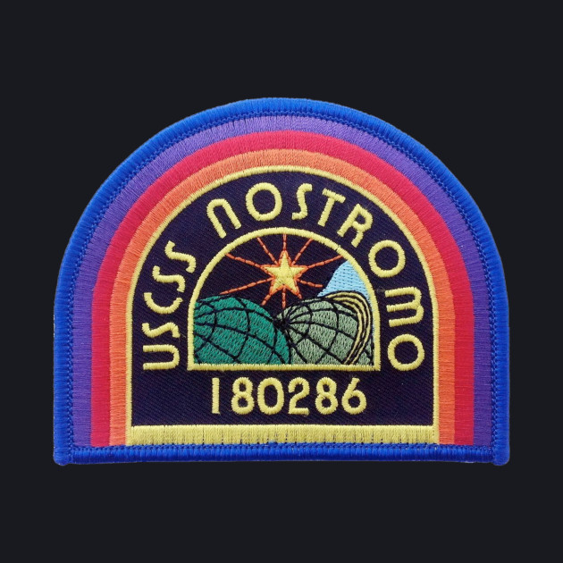 USCSS Nostromo Crew Patch