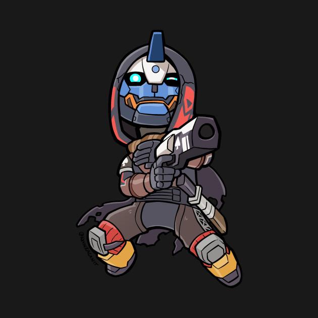 D2 Hunter Vanguard