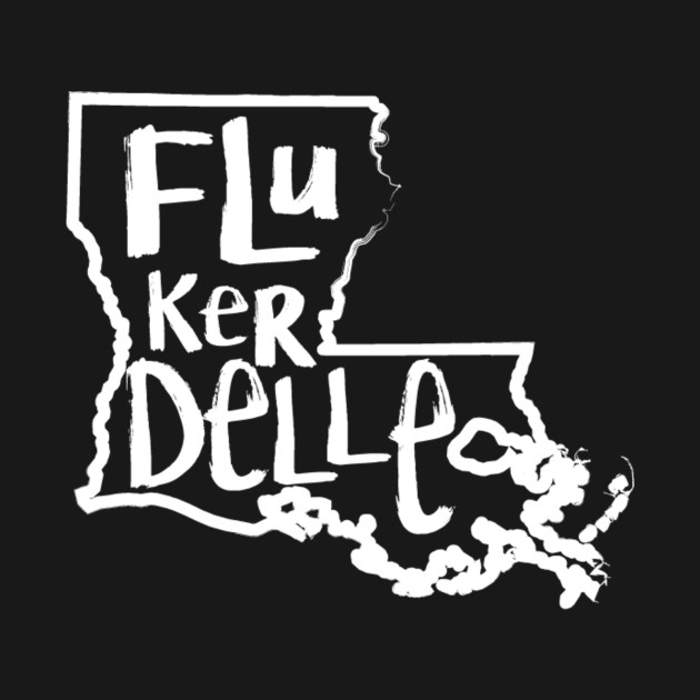 Louisiana - Flukerdelle