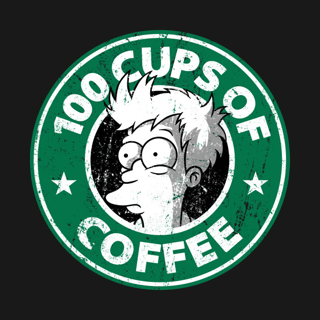 100 Cups Of Coffee