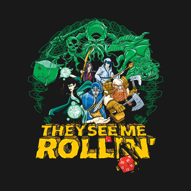 0226 See Me Roll T-Shirt