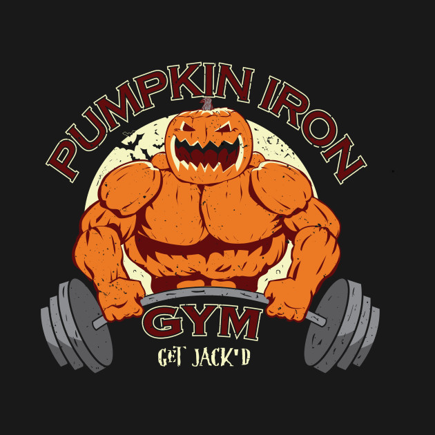 Pumpkin Iron Gym