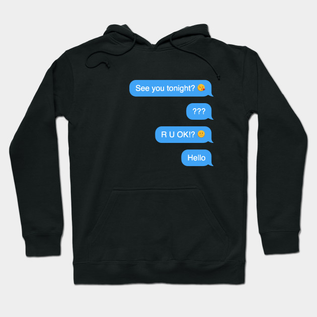 ae65de182 Ghosted Text Message Funny Halloween T-Shirt - Ghosted Text Message ...