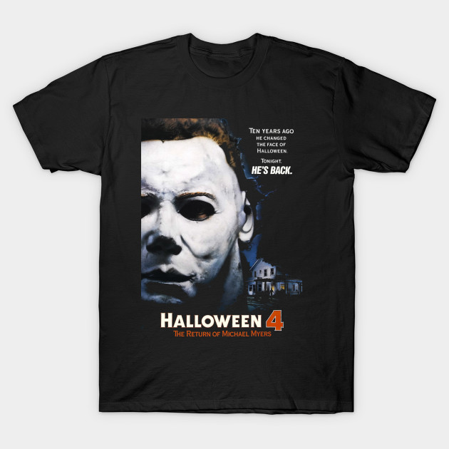 Halloween 4 : The Return Of Michael Myers - Jamie Lee Curtis - T ...