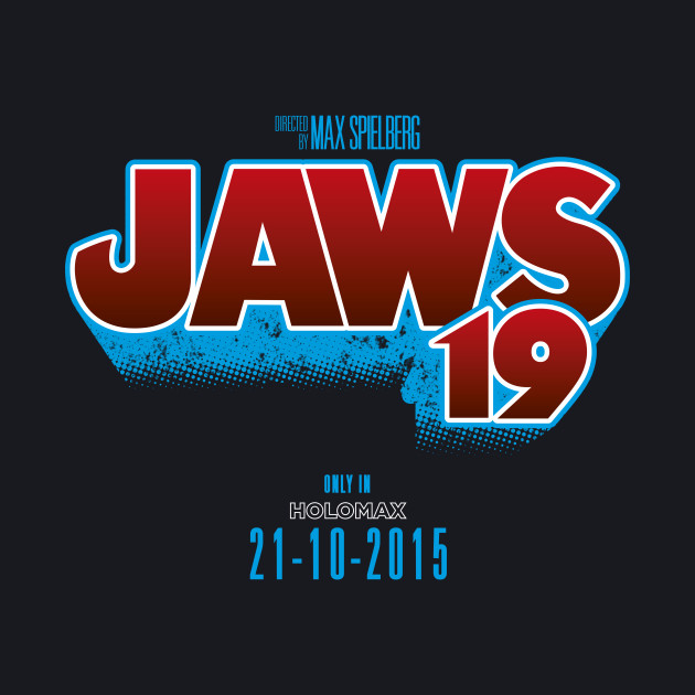 JAWS 19 (BACK TO THE FUTURE)